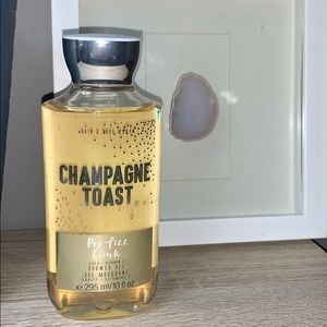 🍾 Bath & Body Works Champagne Toast Shower Gel